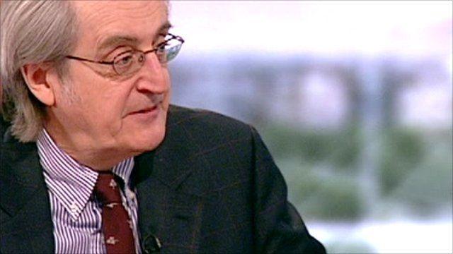 Paul Lewis of Radio Four's Money Box