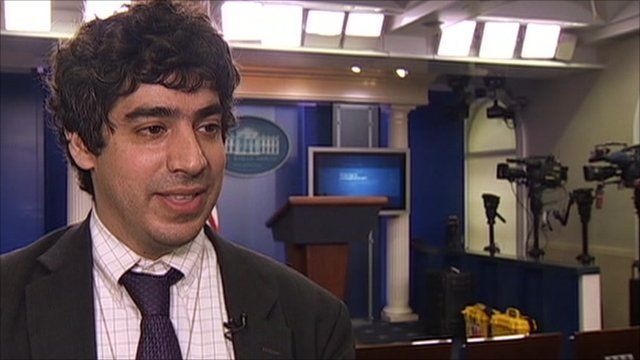 West Wing Week producer Arun Chaudhary