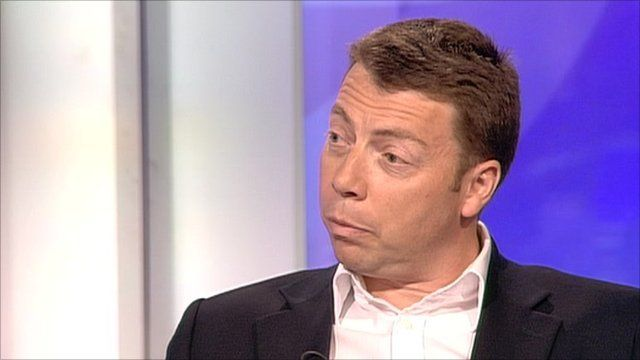 Iain McNicol of the GMB union