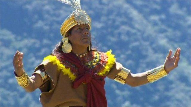 Macchu Picchu centenary celebrations
