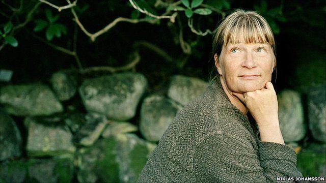 Swedish biologist Susanne Wiigh-Masak