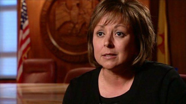 Governor Susana Martinez of New Mexico