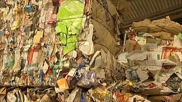 Big piles of rubbish can lead to big savings for local residents