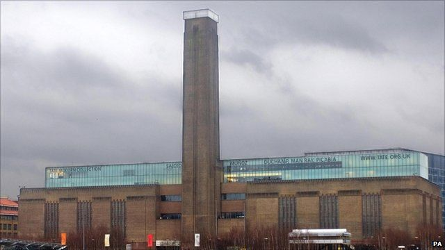 tate modern s extension delayed due to funding issues news