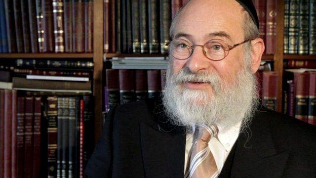 Chief Rabbi Benjamin Jacobs