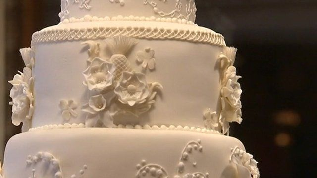 Fiona Cairns On Creating The Royal Wedding Cake For William And Catherine