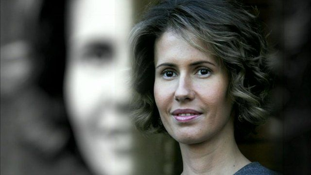 Mrs Asma Assad