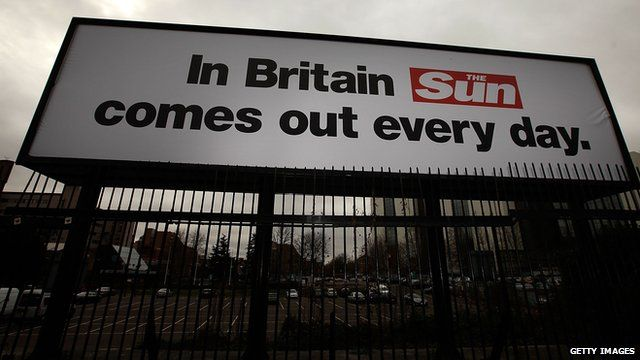 Sun on Sunday billboard