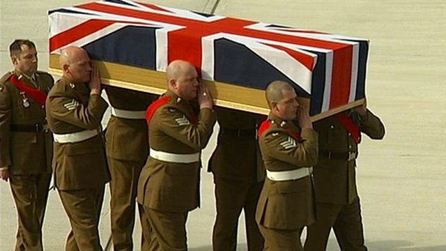 Six British soldiers killed in Afghanistan named  Telegraph