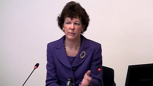 The head of the Independent Police Complaints Commission, Jane Furniss