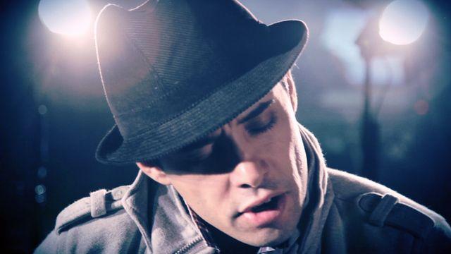 Moroccan singer Ahmed Soultan