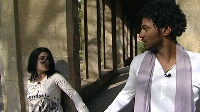 Iraqi production of Romeo and Juliet