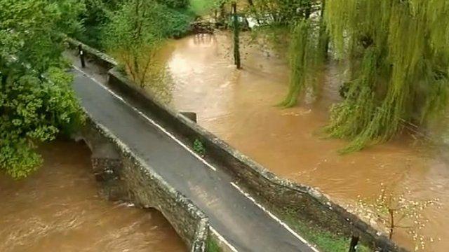 River Tone, Somerset