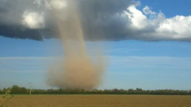 Twister in France