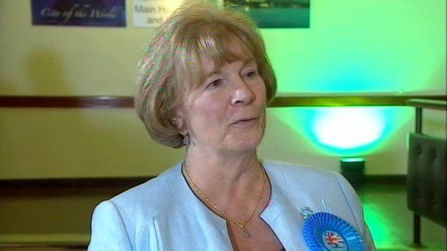 Plymouth Conservative leader Vivien Pengelly