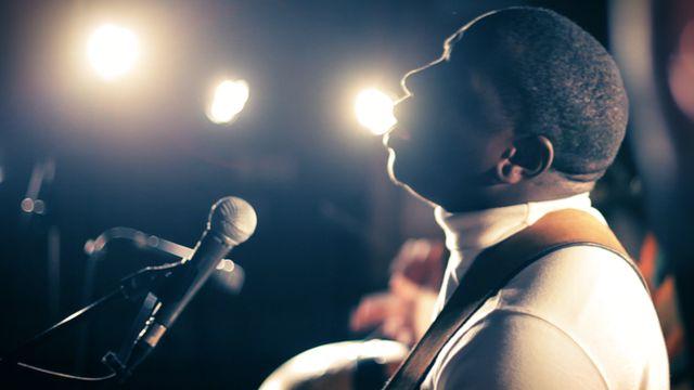 Malian singer: Vieux Farka Toure