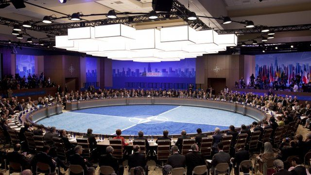 The meeting on Afghanistan takes place during the Nato Summit in Chicago