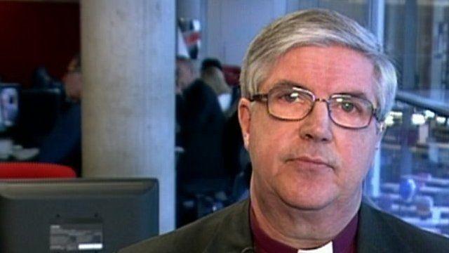 Bishop of Norwich