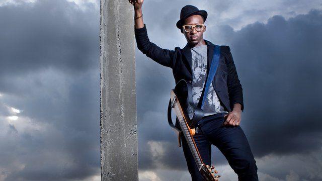 Nigerian singer Bez