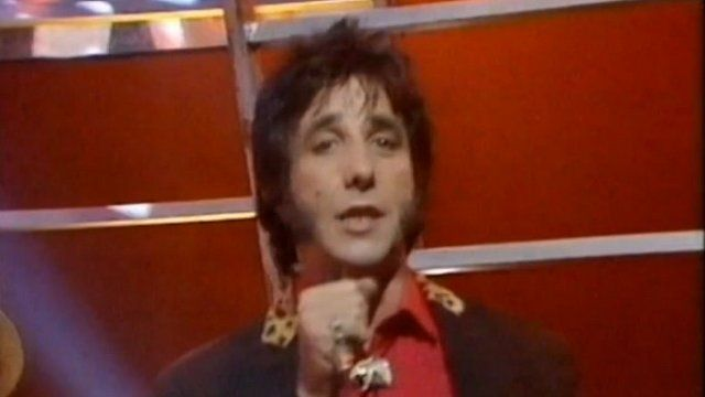 Brian Hibbard lead singer of The Flying Pickets