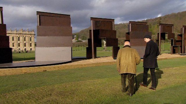 A private tour of Sir Anthony Caro's landmark exhibition