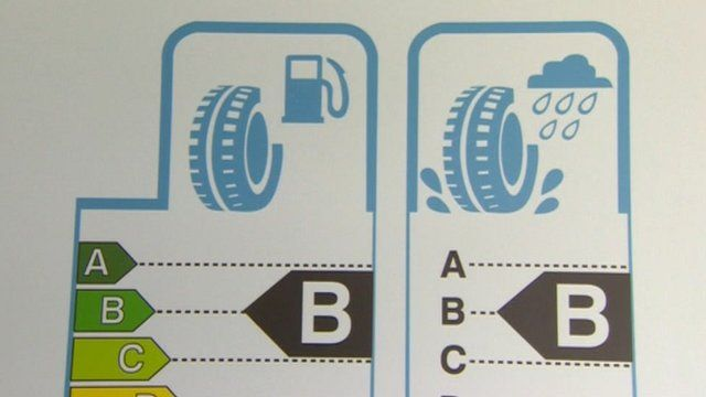 New tyre labels
