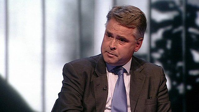 Children's Minister Tim Loughton