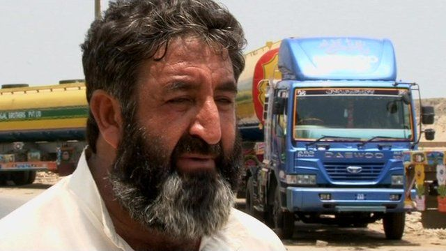 Israr Shinwari, Oil Tankers Owners Association