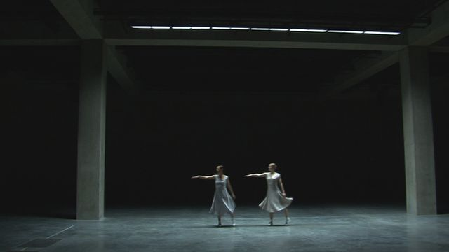 Performance at the Tate Modern tanks