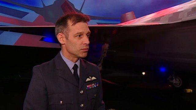 Wing Commander Willie Hackett