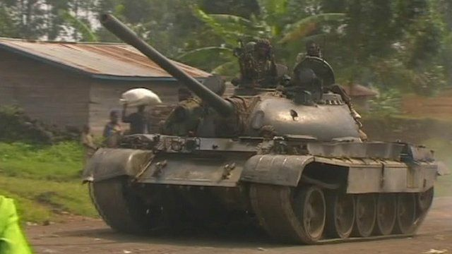 Democratic Republic of Congo government forces