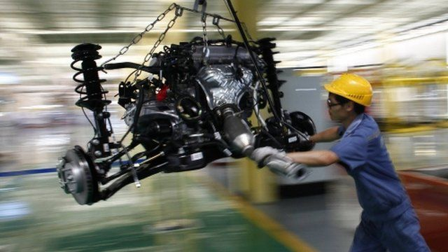 global car industry facing recession Uk service sector growth slows as car sales fall dramatically  kept the uk from slipping back into recession  uk car industry facing an 'utterly demoralising.