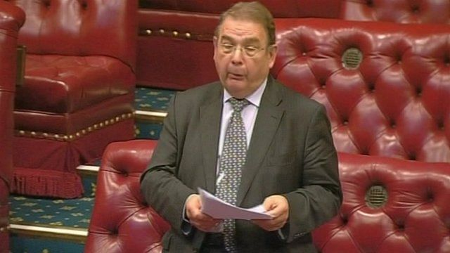 Lord Hanningfield in House of Lords