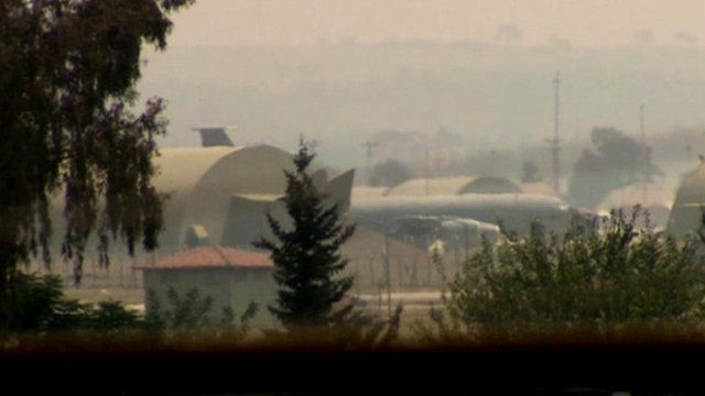 US airbase in southern Turkey