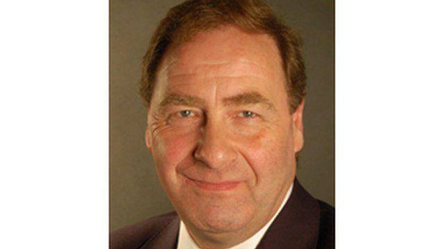 Iain McMillan, director of CBI Scotland