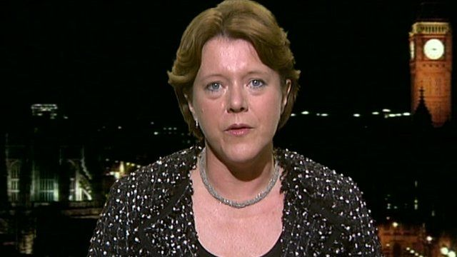 Minister for Disabled People, Maria Miller