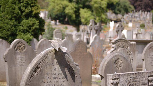 St Marylebone Cemetery, Finchley, London