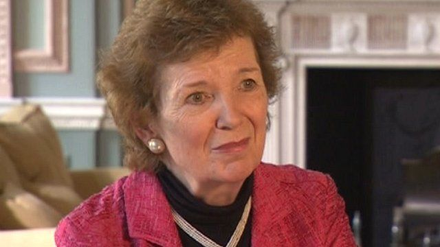 Mary Robinson news