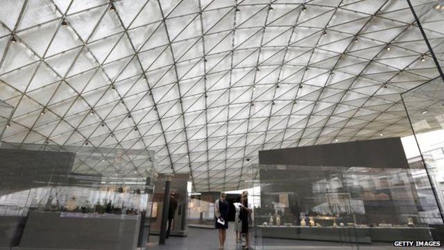 Louvre Islamic Art Department