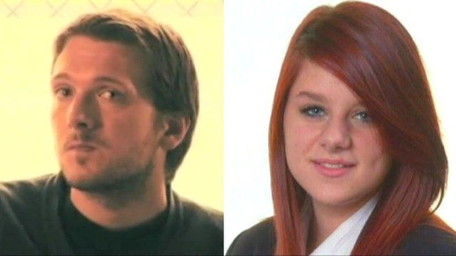 Jeremy Forrest, 30, and Megan Stammers, 15