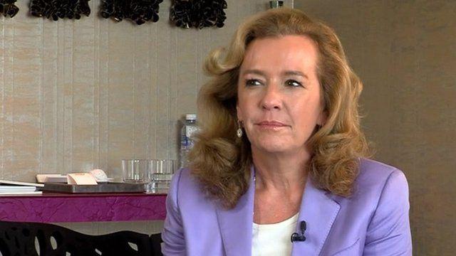 Chopard co-president Caroline Scheufele