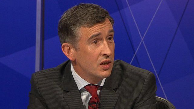 Steve Coogan on Question Time