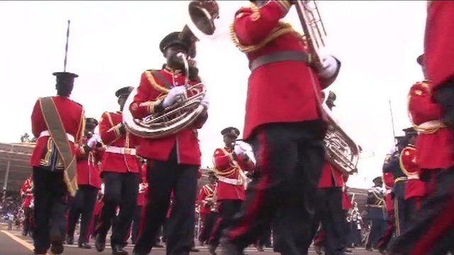 Celebrations in Uganda