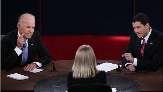 Joe Biden and Paul Ryan