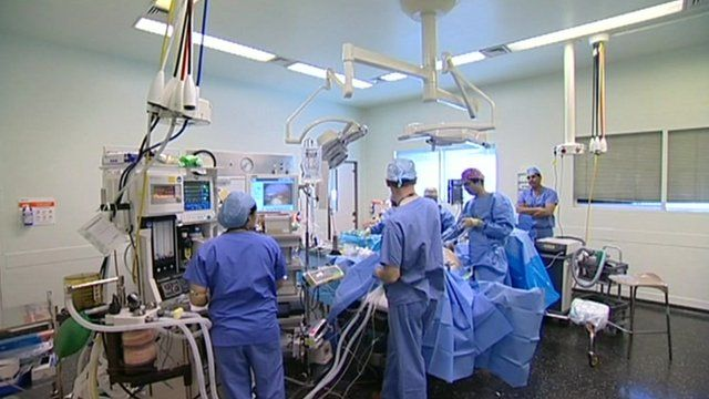 Operating theatre