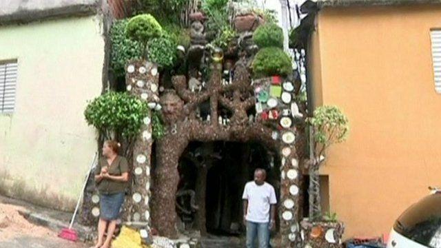 Estevao Conceicao's house