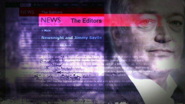 Newsnight graphic