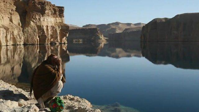 Lakes of Band-e Ami
