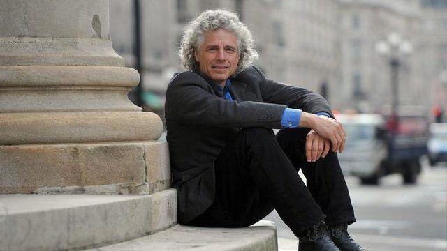 Steven Pinker, Harvard Professor, psychologist and writer