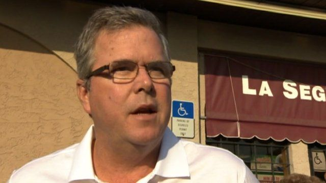 Jeb Bush, former Florida governor